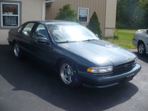 1995 Chevrolet Impala for sale in Ontario, NY