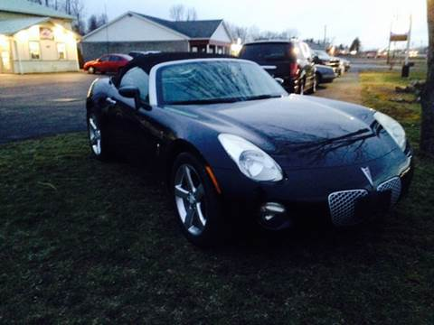 2006 Pontiac Solstice for sale in Ontario, NY