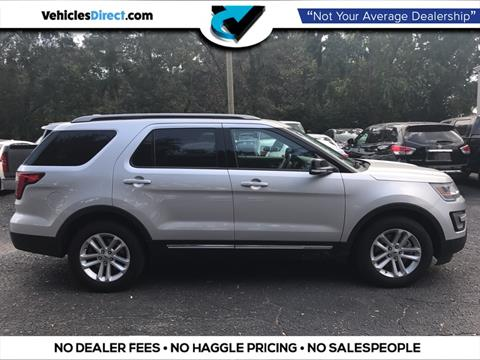 2016 Ford Explorer for sale in Charleston, SC