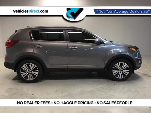 2015 Kia Sportage for sale in Charleston, SC