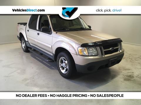 2004 Ford Explorer Sport Trac for sale in Charleston, SC