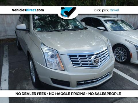 2013 Cadillac SRX for sale in Charleston, SC