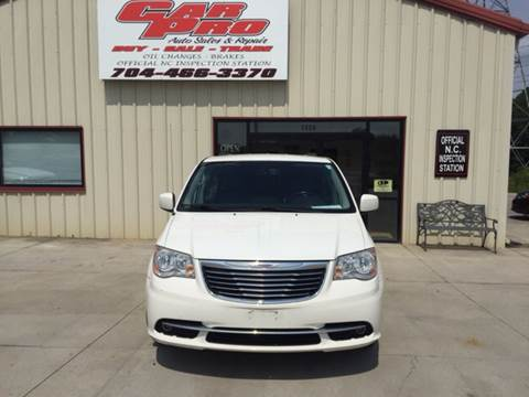2012 Chrysler Town and Country for sale in Shelby, NC