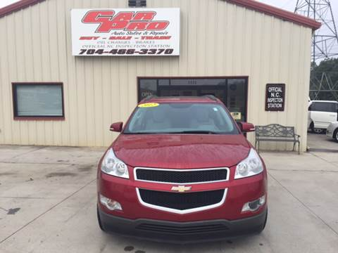 2012 Chevrolet Traverse for sale in Shelby, NC
