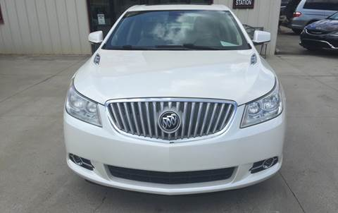 2010 Buick LaCrosse for sale in Shelby, NC