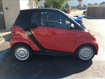 2013 Smart fortwo for sale in Lake Elsinore, CA