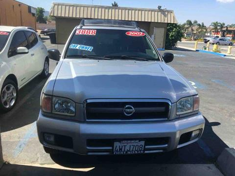 2002 Nissan Pathfinder for sale in Lake Elsinore, CA