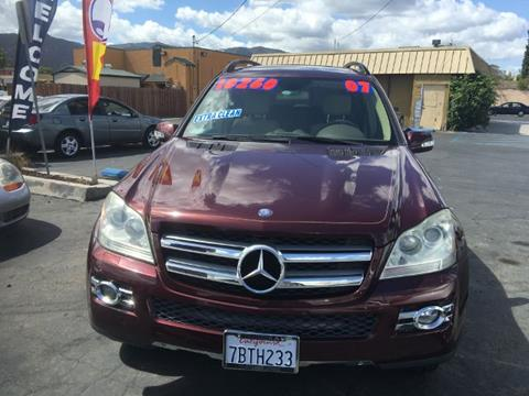 2007 Mercedes-Benz GL-Class for sale in Lake Elsinore, CA