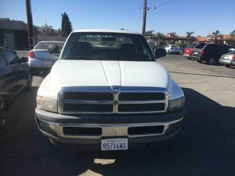2000 Dodge Ram Pickup 1500 for sale in Lake Elsinore, CA