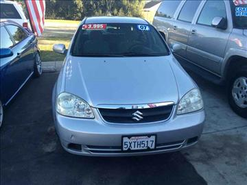 2007 Suzuki Forenza for sale in Lake Elsinore, CA
