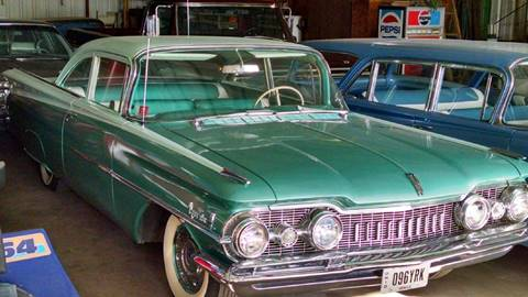 1959 Oldsmobile Eighty-Eight for sale in Bellevue, OH