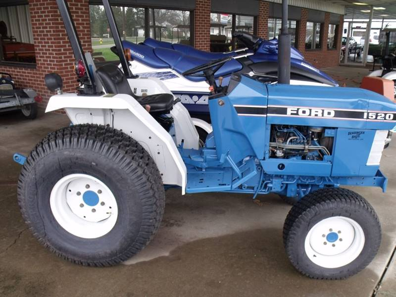 1989 Ford 1520 for sale at Dendinger Bros Auto Sales & Service in Bellevue OH