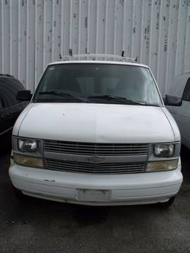 1998 Chevrolet Astro for sale in Bellevue, OH