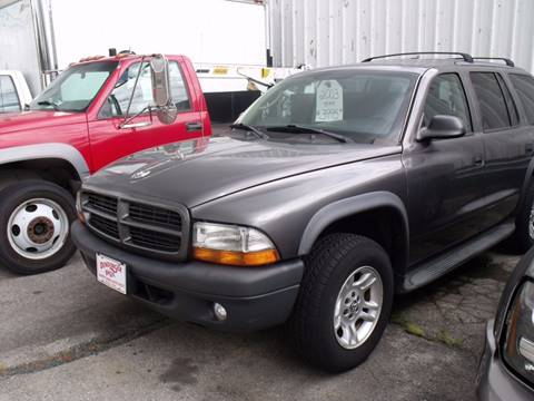 2003 Dodge Durango for sale in Bellevue, OH