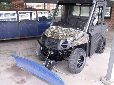 2014 Polaris 800 EFI for sale at Dendinger Bros Auto Sales & Service in Bellevue OH