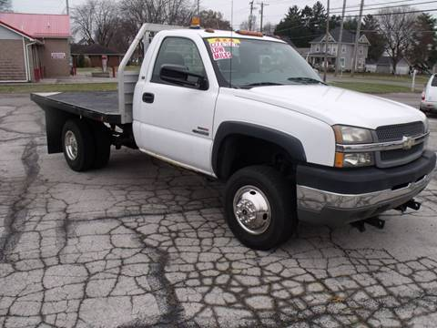 2004 Chevrolet C/K 3500 Series for sale in Bellevue, OH