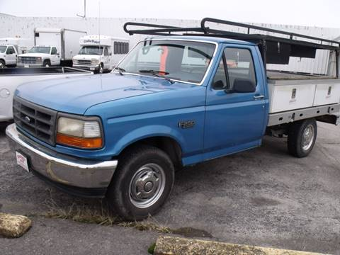 1995 Ford F-250 for sale in Bellevue, OH