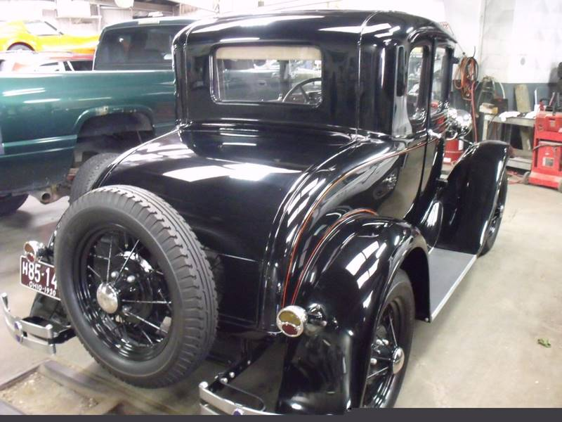 1930 Ford Model A Coupe - Bellevue OH