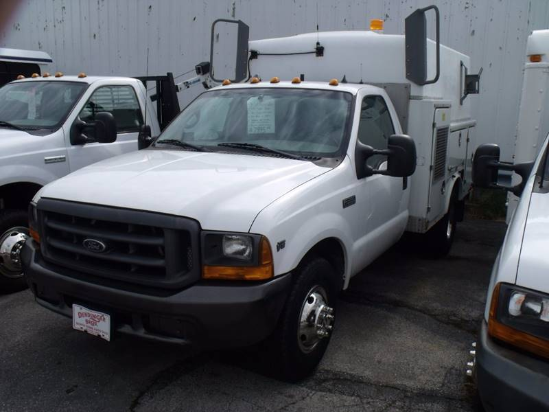 2000 Ford F-350  - Bellevue OH