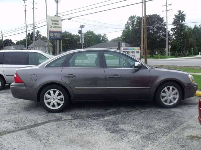 2006 Ford Five Hundred Limited 4dr Sedan - Bellevue OH