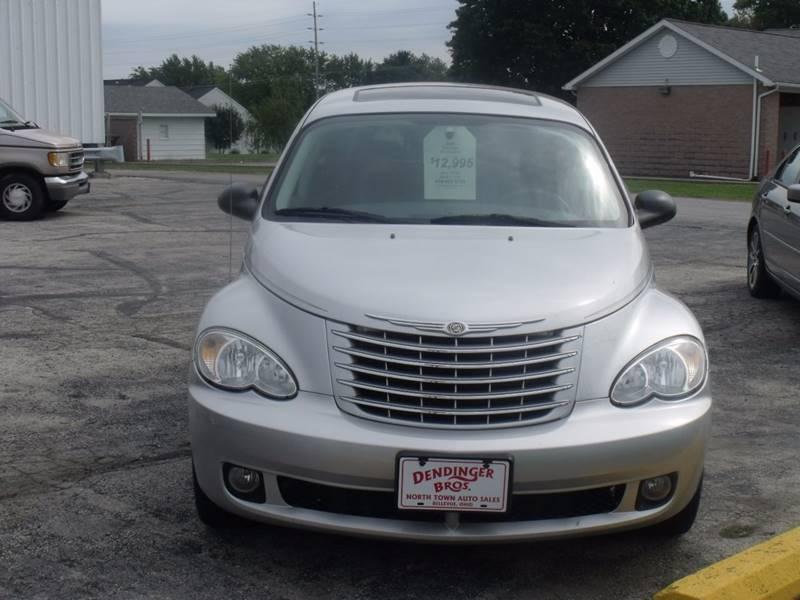 2008 Chrysler PT Cruiser Limited 4dr Wagon - Bellevue OH
