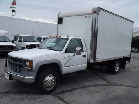 1995 Chevrolet Silverado 3500HD for sale at Dendinger Bros Auto Sales & Service in Bellevue OH