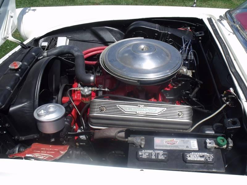 1957 Ford Thunderbird  - Bellevue OH