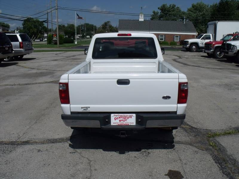 2011 Ford Ranger 4x2 XL 2dr SuperCab - Bellevue OH
