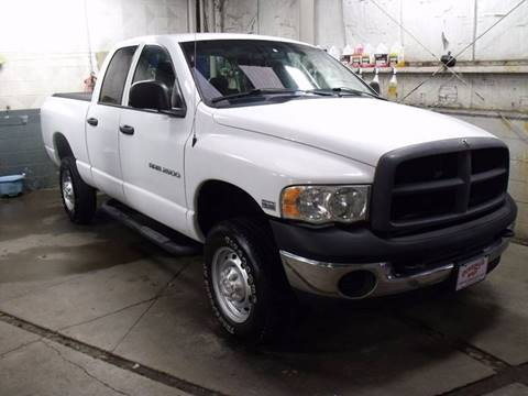2005 Dodge Ram Pickup 2500 for sale in Bellevue, OH