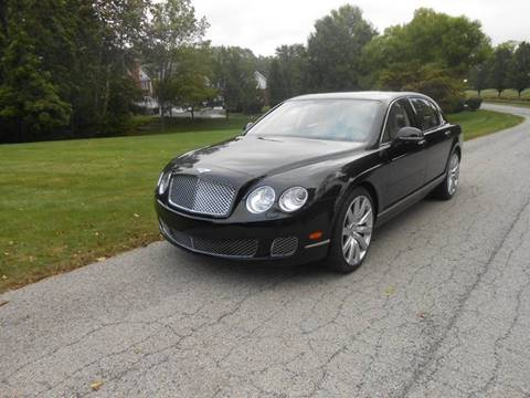 2012 Bentley Continental Flying Spur Speed for sale in Zionsville, IN
