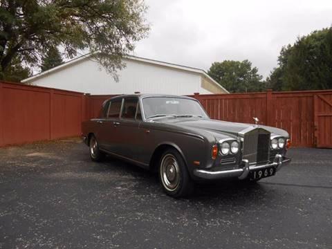 1969 Rolls-Royce Silver Shadow for sale in Zionsville, IN