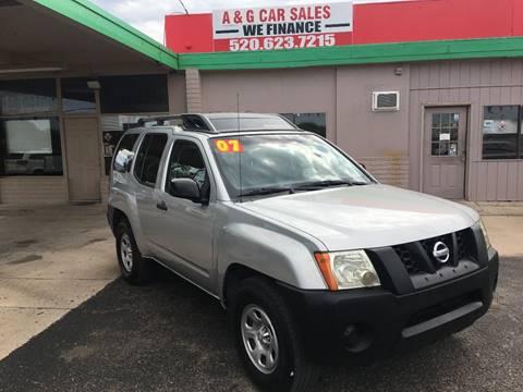 2007 Nissan Xterra for sale in Tucson, AZ