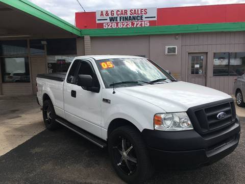 2005 Ford F-150 for sale in Tucson, AZ