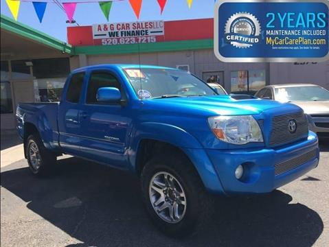 2007 Toyota Tacoma For Sale In Tucson, AZ