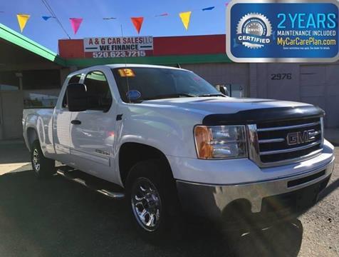 2013 GMC Sierra 1500 for sale in Tucson, AZ