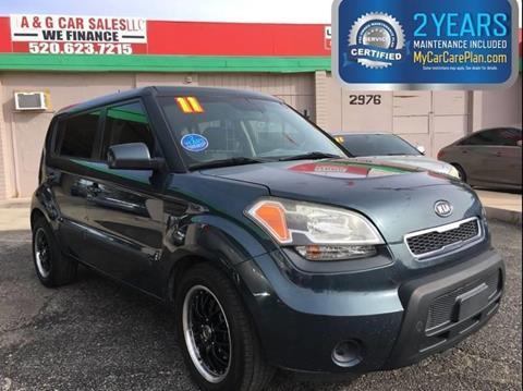 Kia Used Cars Vans For Sale Tucson A G Car Sales
