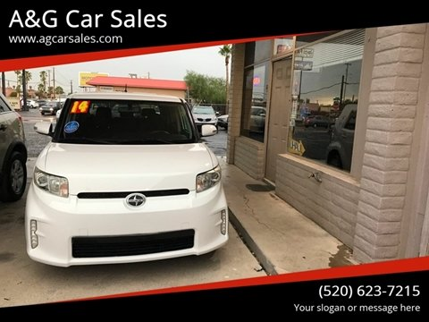 2014 Scion xB for sale in Tucson, AZ