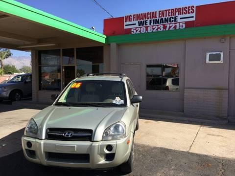 2006 Hyundai Tucson for sale in Tucson, AZ