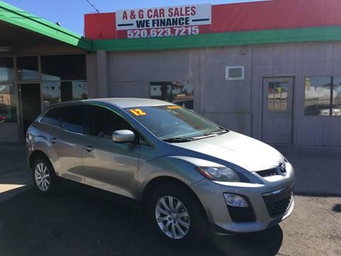 2012 Mazda CX-7 for sale in Tucson, AZ