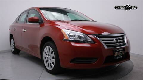 2015 Nissan Sentra for sale in Tacoma, WA