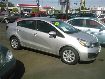 2013 Kia Rio for sale in Tacoma, WA