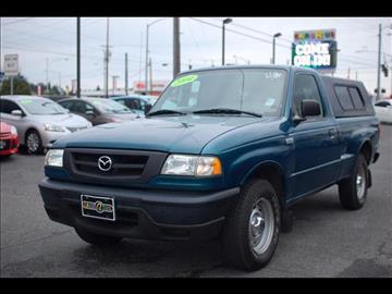 2004 Mazda B-Series Truck for sale in Tacoma, WA