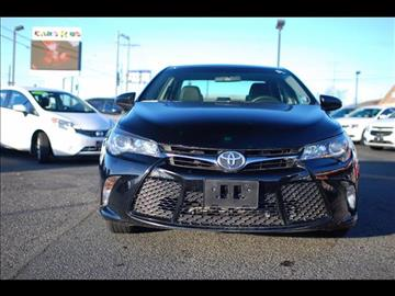 2015 Toyota Camry for sale in Tacoma, WA