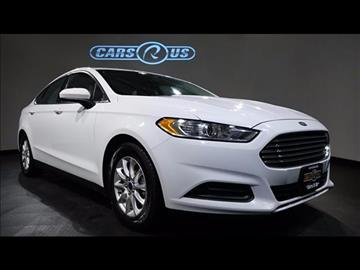 2015 Ford Fusion for sale in Tacoma, WA