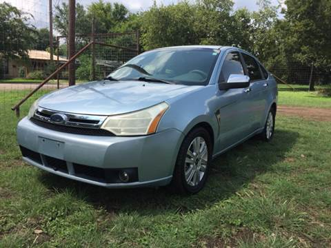 2008 Ford Focus for sale in Kerrville, TX