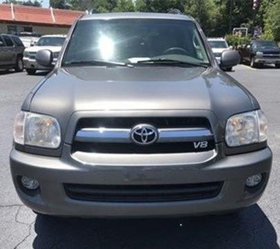 2005 Toyota Sequoia for sale in Hueytown, AL