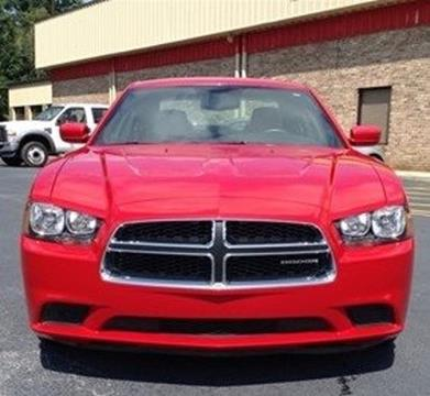 2012 Dodge Charger for sale in Hueytown AL