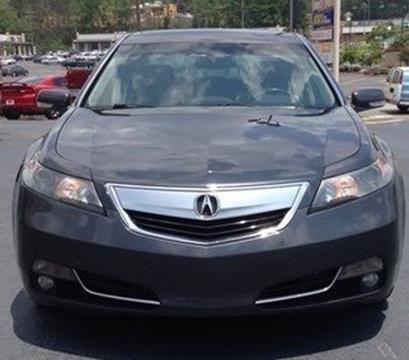 2012 Acura TL for sale in Hueytown AL