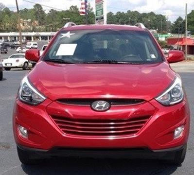 2014 Hyundai Tucson for sale in Hueytown AL