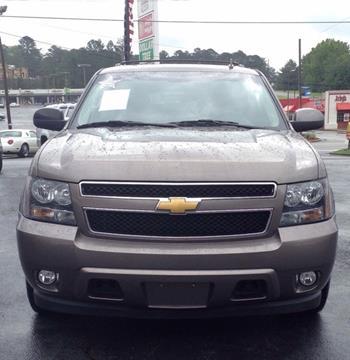 2012 Chevrolet Tahoe for sale in Hueytown AL